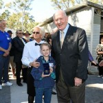 Governor General visits