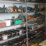 Power and hand tool store