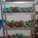 Wooden toys made by our members